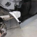 Audi A6 lakierowanie - korozja drzwi_12