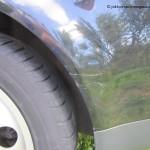 Audi A6 lakierowanie - korozja drzwi_7