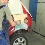 Ford Fiesta MK6 cz.2 – klepanie i szpachlowanie_20