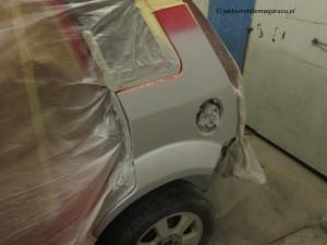 Ford Fiesta MK6 cz.2 – klepanie i szpachlowanie_21