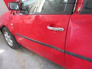 Ford Fiesta MK6 cz.3 – Naprawa drzwi przednich