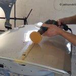Ford Fiesta MK6 cz.4 – Przygotowanie do lakierowania używanych drzwi_7