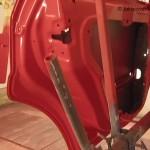 Ford Fiesta MK6 cz.8 – Lakierowanie samochodu i zderzaka_153