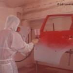 Ford Fiesta MK6 cz.8 – Lakierowanie samochodu i zderzaka_164