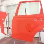 Ford Fiesta MK6 cz.8 – Lakierowanie samochodu i zderzaka_166