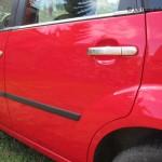 Ford Fiesta MK6 cz.8 – Lakierowanie samochodu i zderzaka