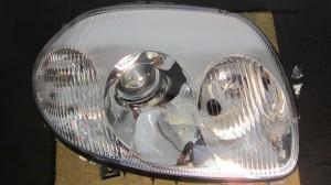 Reflektory CLIO II TYC OPINIA