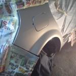 Renault Scenic lakierowanie