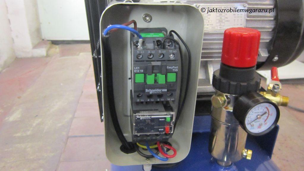 Skrzynka sterowania kompresorem MAKTEK SKY 100