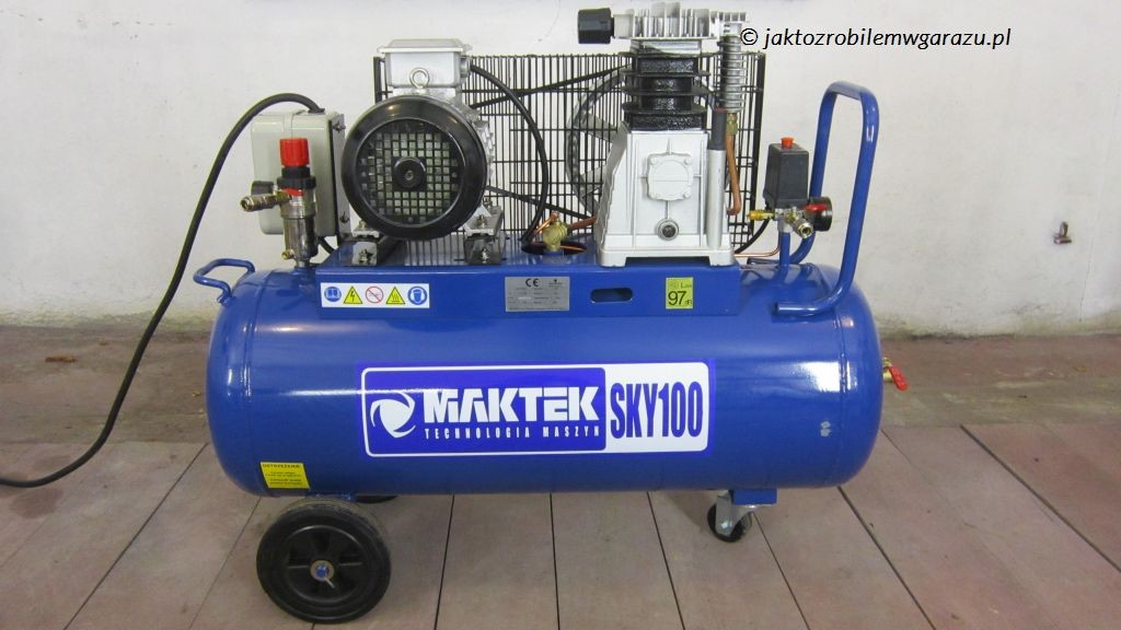 MAKTEK SKY 100 F