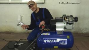 Maktek SKY50V TEST AIR GUNSA