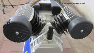 Maktek SKY50V dwa tłoki w układzie V