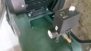 włącznik i zawór bezpieczeństwa