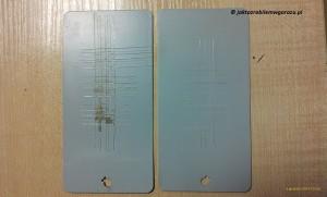 APP R-Stop i Brunox Epoxy Przyczepnośc do czystej nieskorodowanej stali