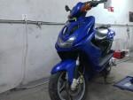 Yamaha Aerox 100 Lakierowanie.