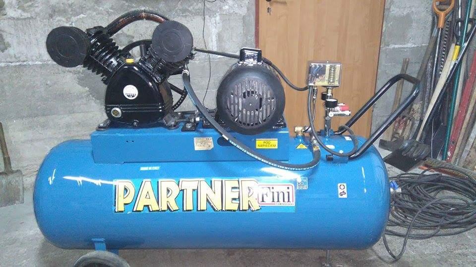 Kraft KD1404 budowa i test sprężarki