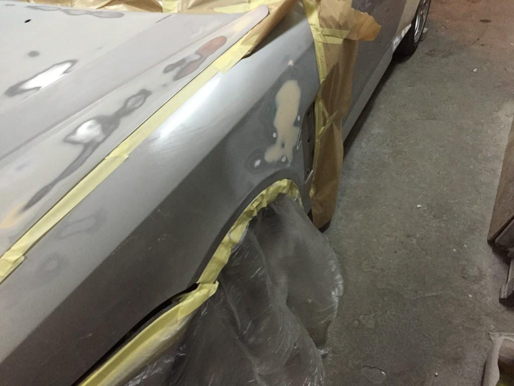 Naprawa i lakierowanie Hyundai Tiburon