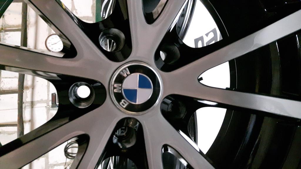 Zmiana designu alusków BMW e60
