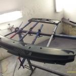 Przygotowanie do lakieru strukturalnego