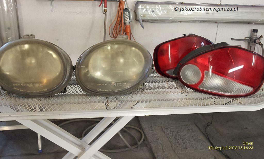 Regeneracja Lamp Samochodowych Mój Garaż