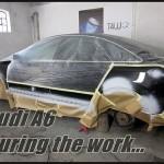 Audi A6 lakierowanie