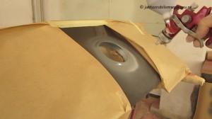 Passat b6 korozja klapy błotnika