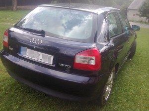 Odmłodzenie Audi A3 Mój Garaż