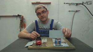 APP R-Stop przyczepność do czystej nieskorodowanej stali.