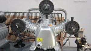 Kompresor trzy tłoki 230V