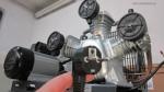 Kompresor 3 tłoki na 230V Jager German 100l