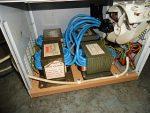 Spotter z 4 transformatorów od mikrofali DIY